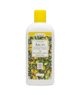 GEL BAÑO ARGAN BIO 250 ML DRASANVI
