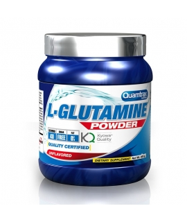 L GLUTAMINE POWDER 400 G.