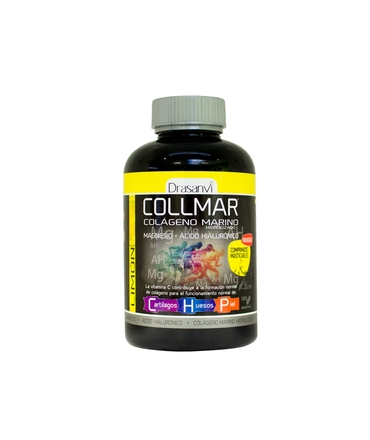 COLLMAR 180COMPRIMIDOS MASTICABLE LIMON